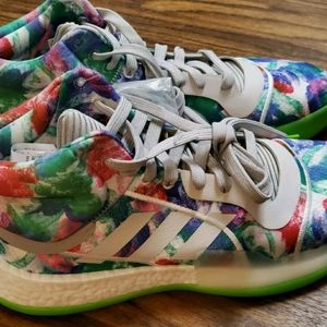 New Adidas SM Marquee Boost XMAS Shoes sz 11